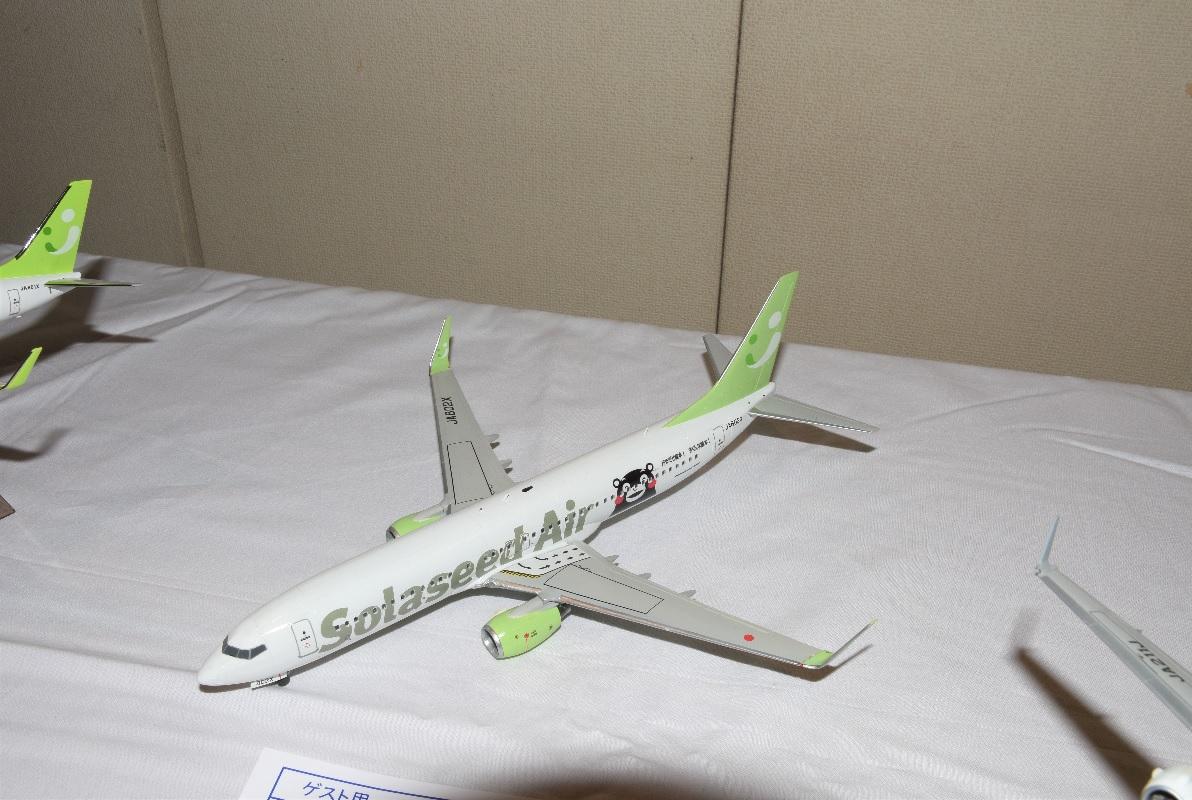 旅客機10