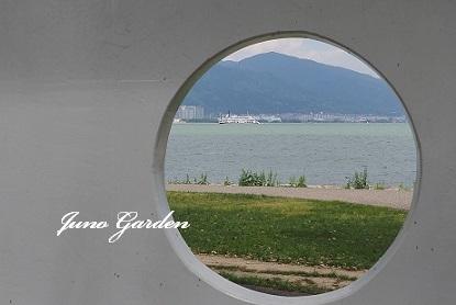 琵琶湖畔170505
