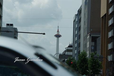 京都タワー170706
