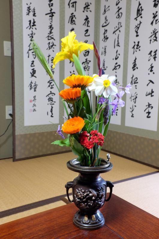 改 曻5月お仏花 DSCF1597_convert_20170509175700