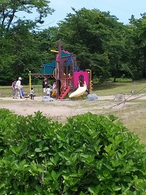 八峰町ポンポコ山公園1