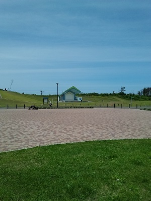 八峰町ポンポコ山公園3
