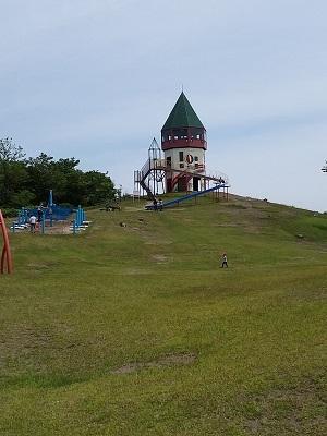 八峰町ポンポコ山公園2