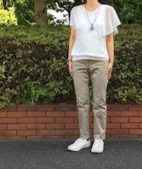 冷えとりファッション6/17