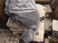結城紬、大島、ヴィトン財布新品、GUCCIバッグ、皮製バッグ、肥後象嵌小物、和装小物 s4