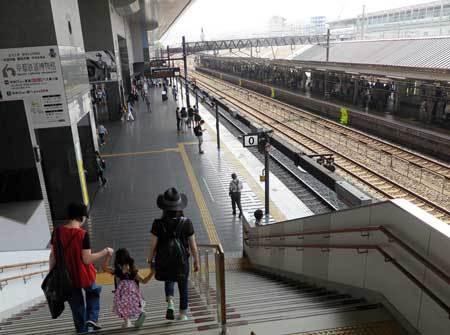 170624京都駅