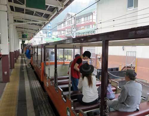 170625トロッコ電車