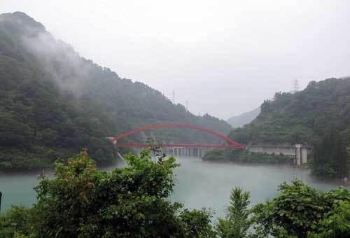 170625宇奈月湖