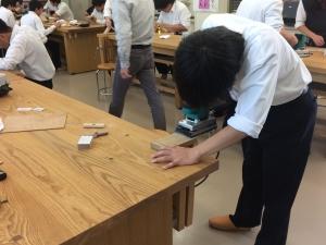 木工製作体験3