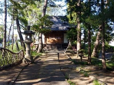 深谷城_富士浅間神社