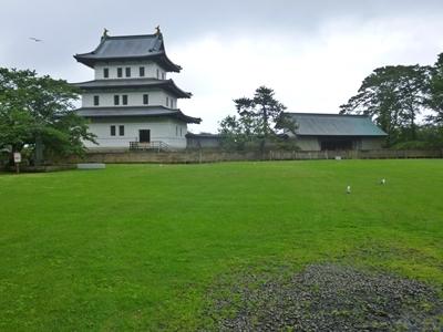 松前城_本丸
