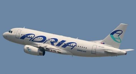 アドリア航空機