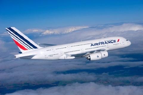 エールフランス機