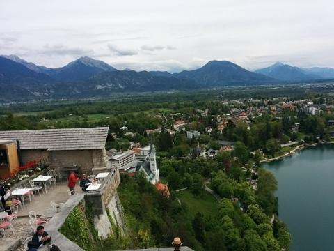 スロヴェニア旅行2日目ブレッド13