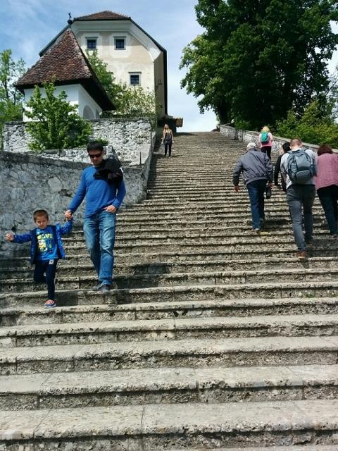 スロヴェニア旅行記2日目ブレッド38