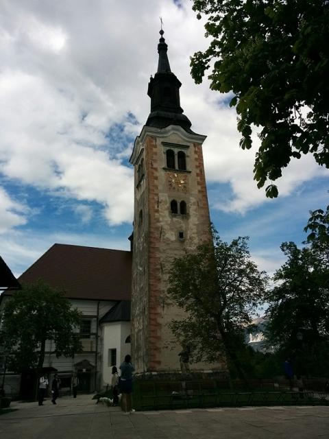 スロヴェニア旅行記2日目ブレッド42