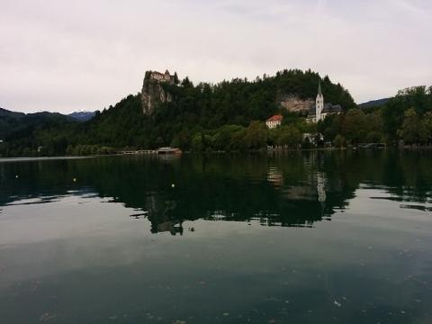 スロヴェニア旅行2日目ブレッド6