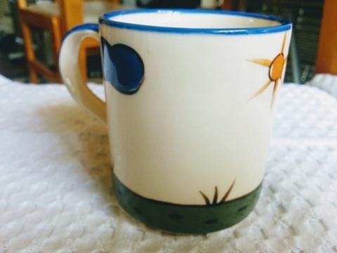 エストニア製タリンのマグカップ2