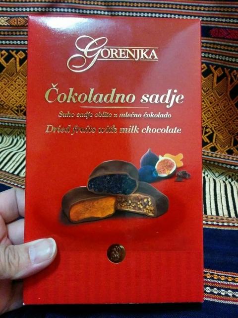 スロヴェニア旅行-お土産 ゴレニカチョコ5