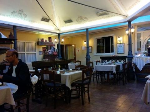 スロヴェニア旅行2日目-レストラン4