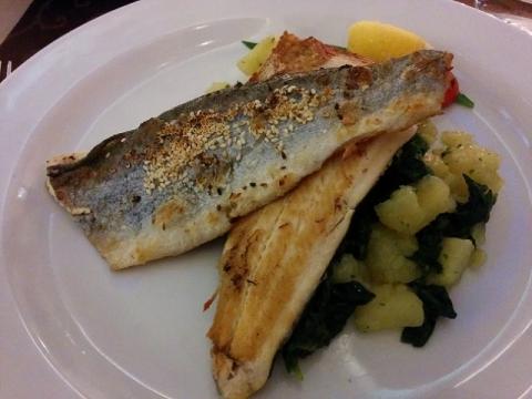 スロヴェニア旅行2日目-レストラン8