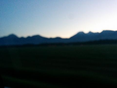 スロヴェニア旅行帰国日1