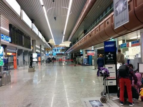 スロヴェニア旅行帰国日3