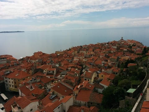 スロヴェニア旅行3日目-ピラン40B