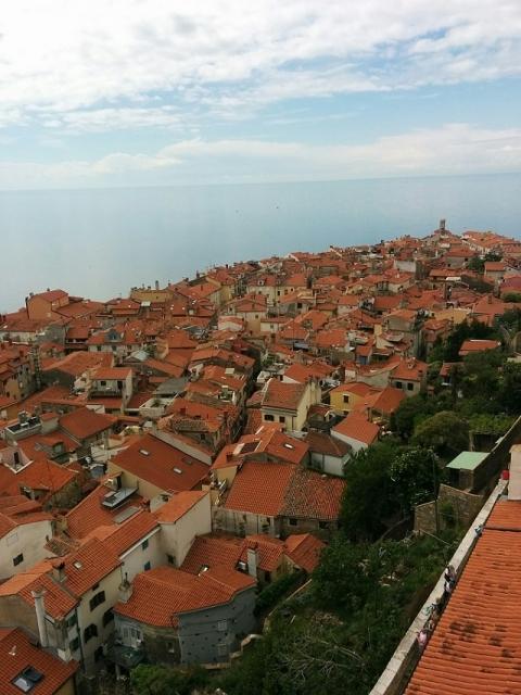 スロヴェニア旅行3日目-ピラン40