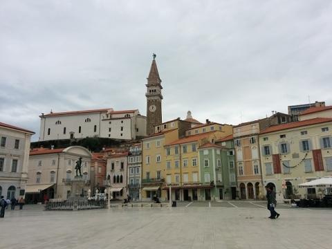 スロヴェニア旅行3日目-ピラン8
