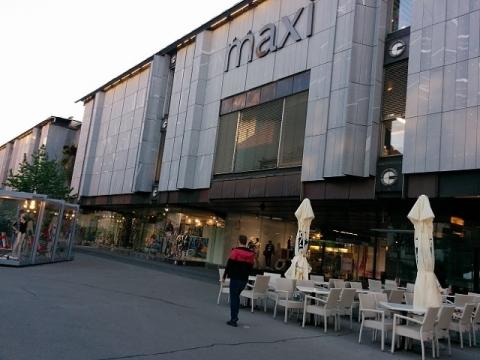 スロヴェニア旅行2日目-ショッピング1