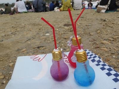 浜松祭り 電球ソーダ