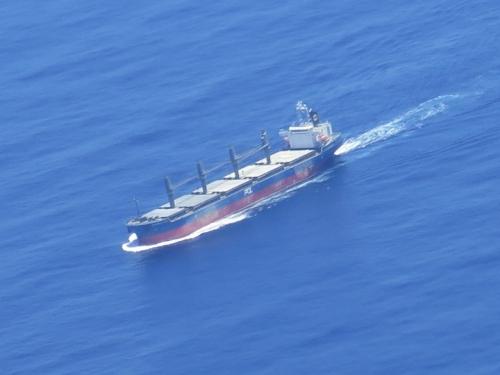 石垣島近海 船