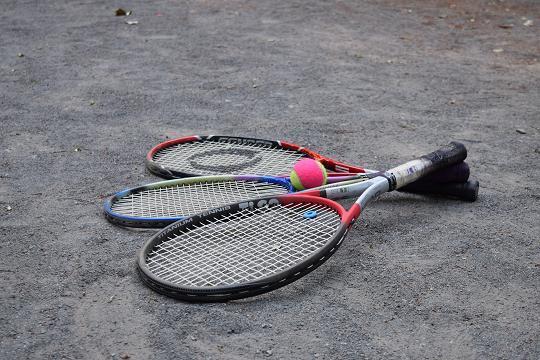 テニスの練習_201705③