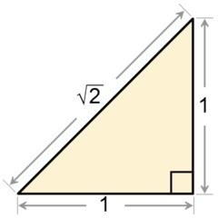 二等辺三角形