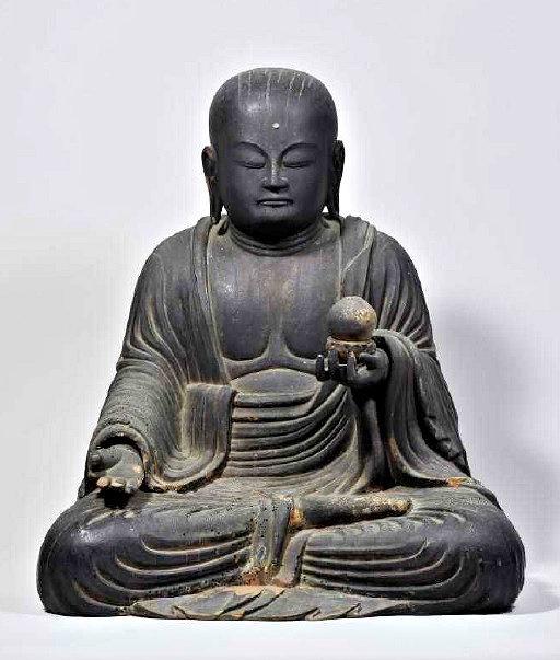 新町地蔵保存会・地蔵菩薩像(9世紀・重要文化財)