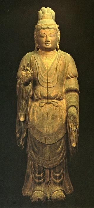 薬薗寺・吉祥薬師像