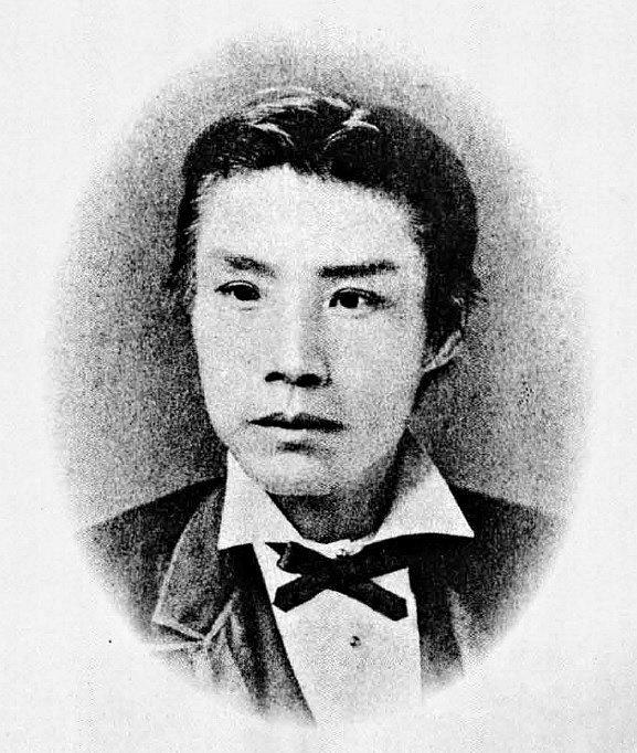 上野博物館開館当時の町田久成(明治15年頃)