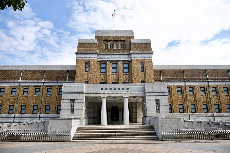 国立科学博物館(上野公園内)