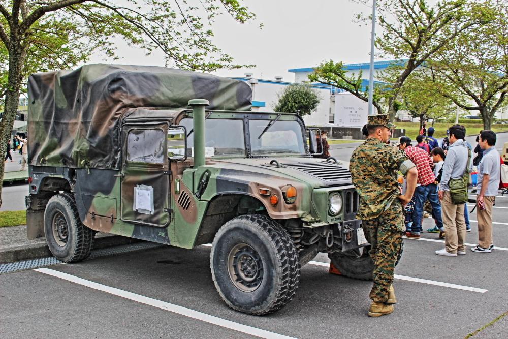 キャンプ富士 037