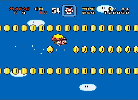 久々にスーパーマリオワールドをやってるんだが正直今のゲームより面白いな