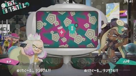 スプラトゥーン2の新アイドル!