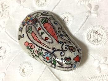 おばちゃんの石