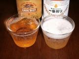 キリンビール 一番搾りプレミアム 比較