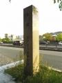 名鉄本宿駅 本宿 江戸より七十七里
