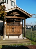 JR新町駅 若宮八幡宮