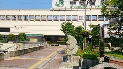 宇都宮駅 DSC_2842