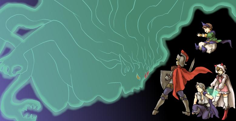ファイナルファンタジーⅢ(暗闇の雲)改