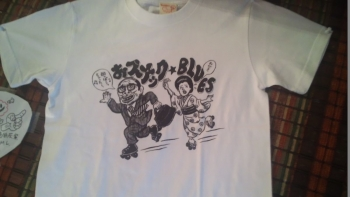 おスナック★BLLUES・Tシャツ