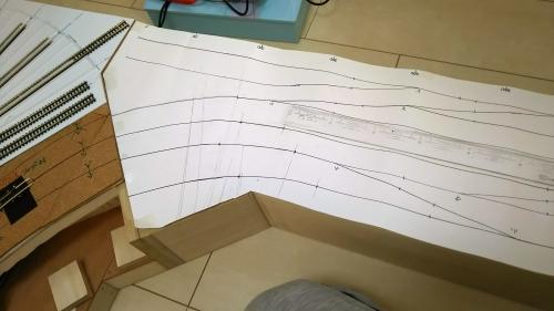 Eモジュール地面準備 (2)